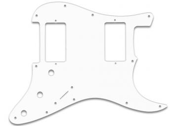 5 Way Switch Wiring For Sss also Fender strat 2 hums pickguard sth 202 besides 400454043509 also Eric Johnson Stratocaster Series Wiring Diagram besides Pickguard Plate. on single humbucker strat pickguard