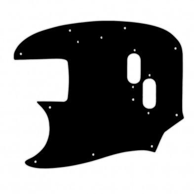 WD® Custom Pickguard For Left Hand Fender® American