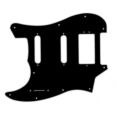 WD Custom Pickguard For Left Hand Fender 2019 Alternate Reality Sixty-Six