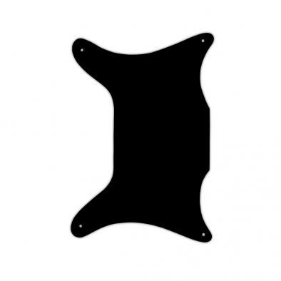 WD® Custom Pickguard For Left Hand Epiphone® 1962-1969 Coronet®
