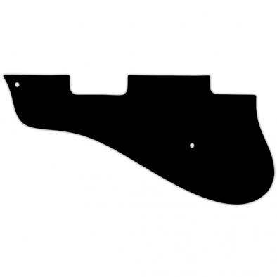 WD Custom Pickguard For Left Hand Epiphone 1961-1970 Casino