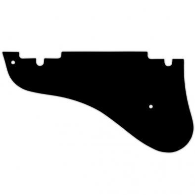 WD® Custom Pickguard For Left Hand Epiphone® Emperor Swingster®