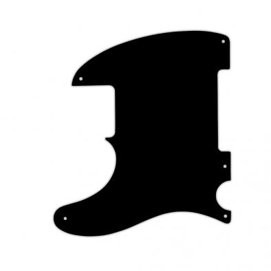 WD® Custom Pickguard For Left Hand Fender® Esquire® Or Telecaster®