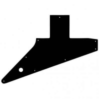 WD® Custom Pickguard For Left Hand Gibson® 2010-Present Explorer®