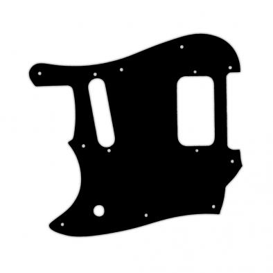 WD Custom Pickguard For Left Hand Fender 1998-2006 Made In Mexico Cyclone