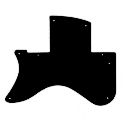 WD Custom Pickguard For Left Hand Harmony 2020 Rebel