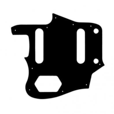 WD® Custom Pickguard For Left Hand Fender® American Professional Jaguar®