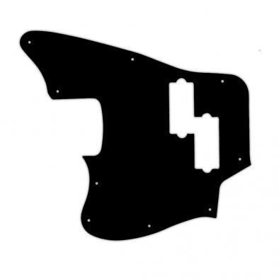 WD Custom Pickguard For Left Hand Fender Modern Player Jaguar Bass