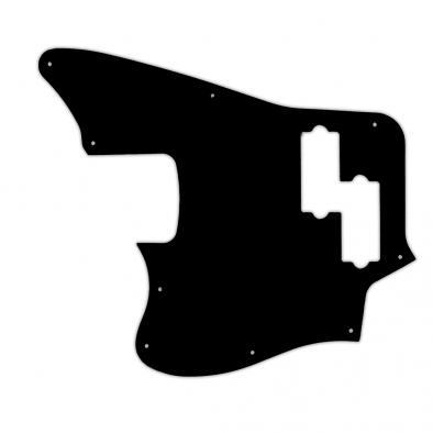 WD® Custom Pickguard For Left Hand Fender® 2018 Player Series Jaguar Bass®