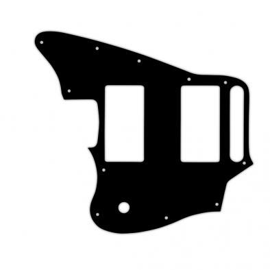 WD® Custom Pickguard For Left Hand Fender® Blacktop Jaguar®