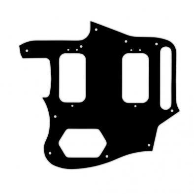 WD® Custom Pickguard For Left Hand Fender® Classic Player Jaguar Special HH®
