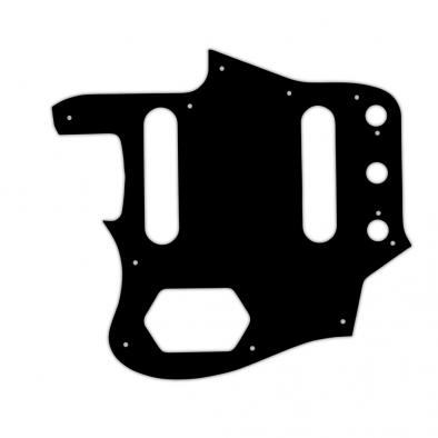 WD Custom Pickguard For Left Hand Fender Johnny Marr Signature Series Jaguar