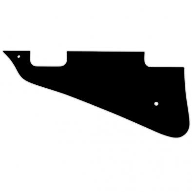 WD® Custom Pickguard For Left Hand Gibson® Les Paul® Deluxe