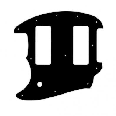WD® Custom Pickguard For Left Hand Fender® OffSet Series Mustang®
