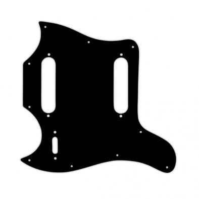 WD® Custom Pickguard For Left Hand Gibson® 1970-1982 SG Style Melody Maker®