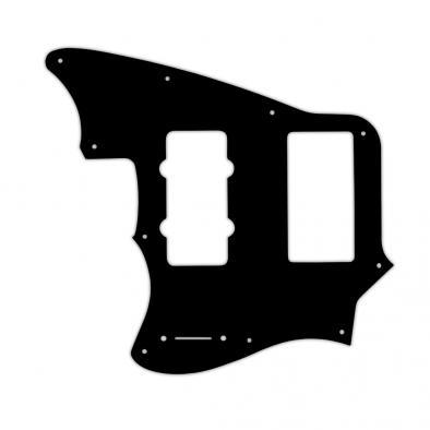WD® Custom Pickguard For Left Hand Fender® Modern Player Marauder®