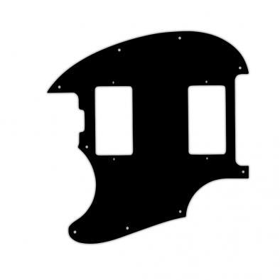 WD® Custom Pickguard For Left Hand Music Man® StingRay® II