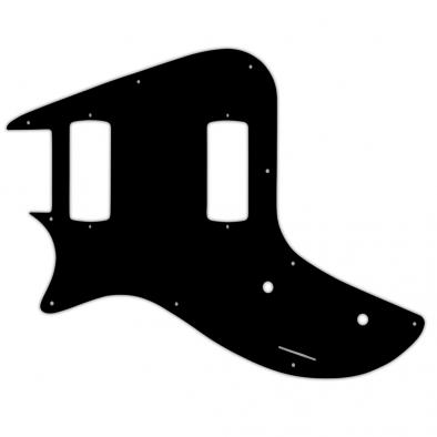WD® Custom Pickguard For Left Hand Taylor® SBX-1®