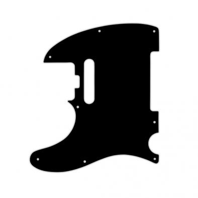 WD® Custom Pickguard For Left Hand Fender® American Elite Telecaster®