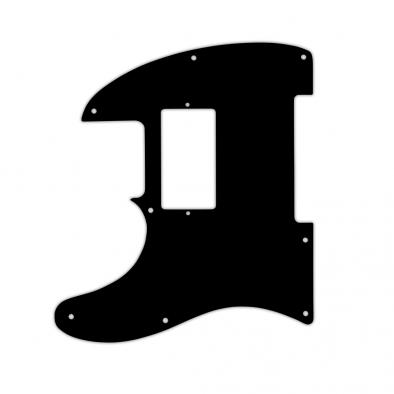 WD Custom Pickguard For Left Hand Fender USA Jim Root Signature Telecaster