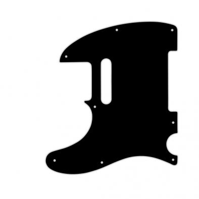 WD® Custom Pickguard For Left Hand Fender® 1954-Present USA or 2002-Present Made In Mexico Telecaster®