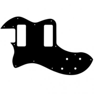 WD Custom Pickguard For Left Hand Fender Modern Player Telecaster Thinline Deluxe