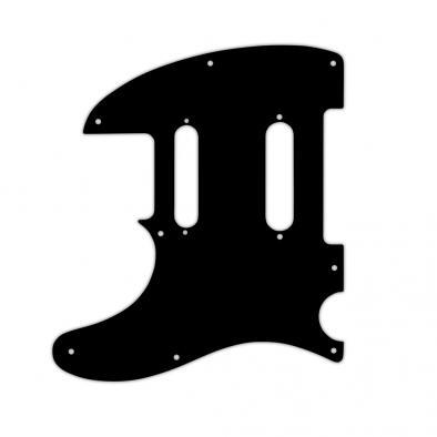WD Custom Pickguard For Left Hand Fender Deluxe Nashville Telecaster