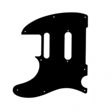 WD Custom Pickguard For Left Hand Fender Modern Player Telecaster Plus