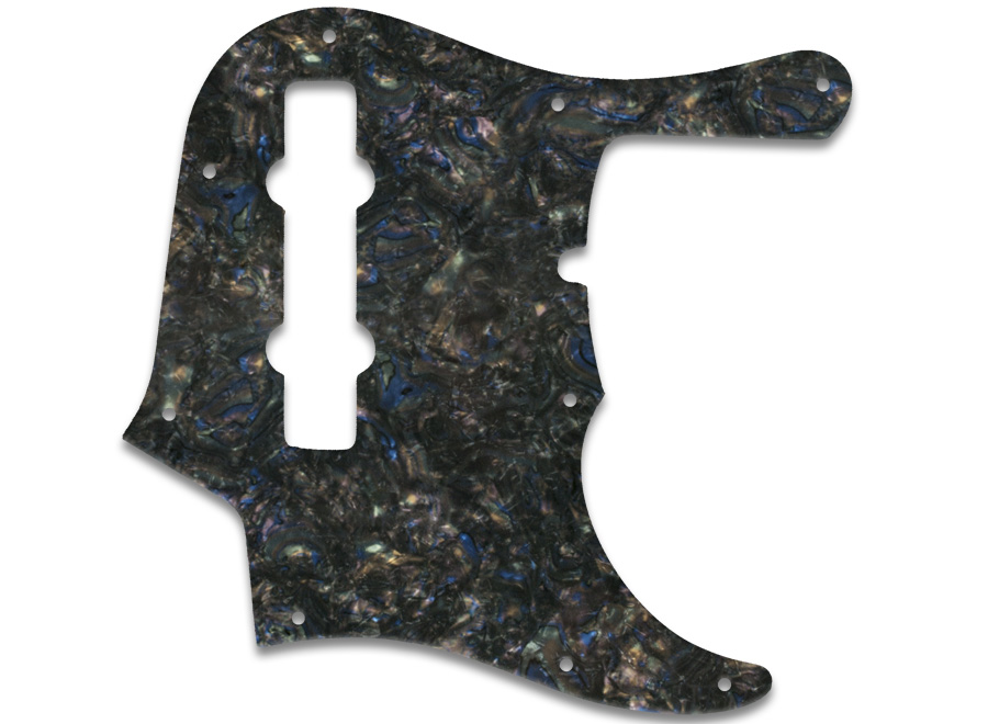 wd music products fender jazz bass american deluxe 5 string black abalone. Black Bedroom Furniture Sets. Home Design Ideas