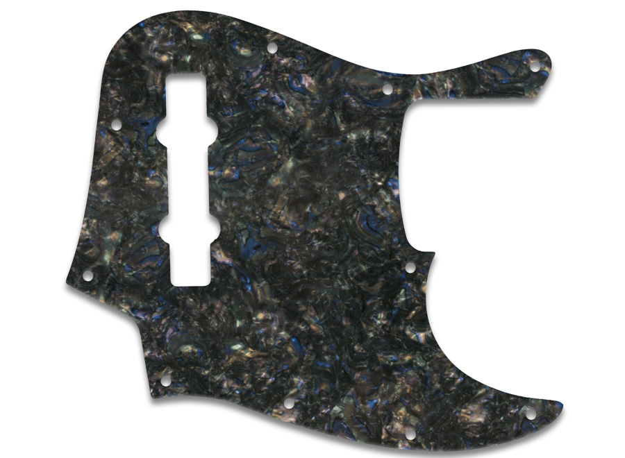 wd music products fender jazz bass mexican 5 string black abalone. Black Bedroom Furniture Sets. Home Design Ideas