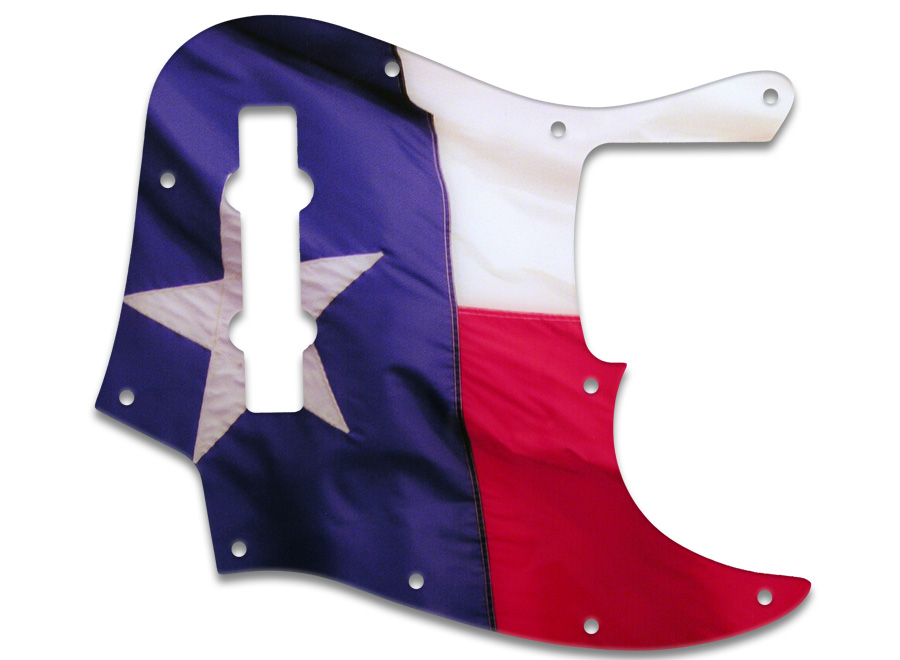 wd music products fender jazz bass mexican 5 string texas flag. Black Bedroom Furniture Sets. Home Design Ideas