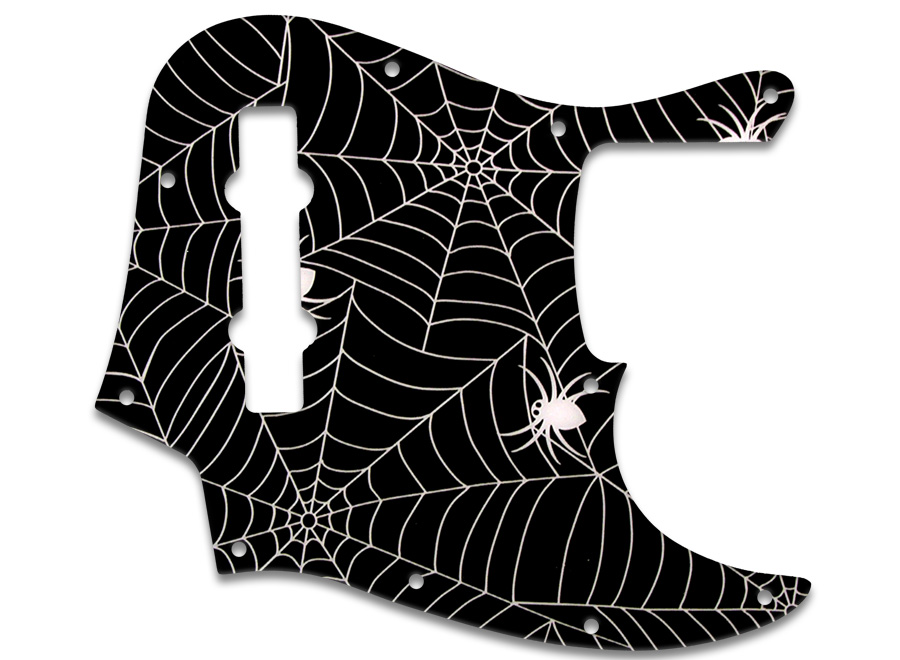 wd music products fender jazz bass mexican 5 string reverse spider web. Black Bedroom Furniture Sets. Home Design Ideas
