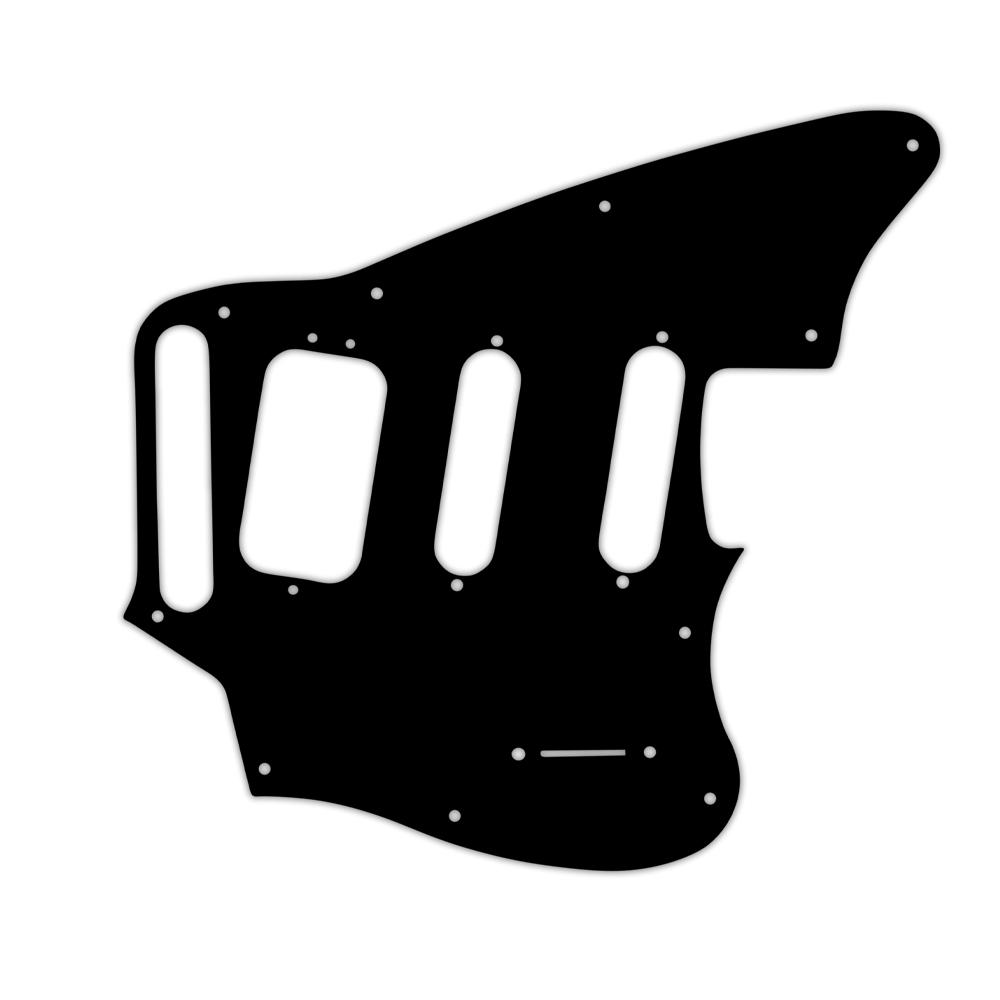 WD Custom Pickguard For Fender Pawn Shop Jaguarillo