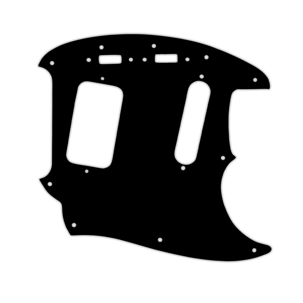 WD Custom Pickguard For Fender 1990's Jag-Stang