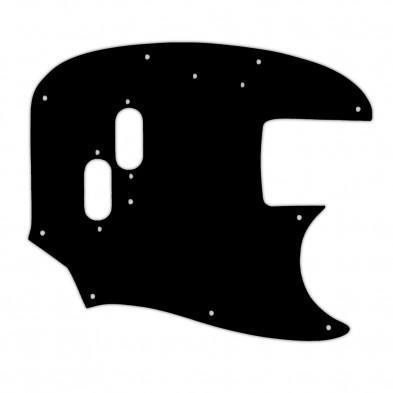 WD® Custom Pickguard For Fender® American Vintage Mustang