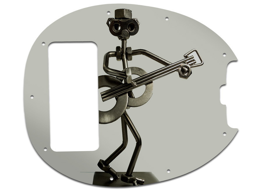 wd music products musicman classic stingray 5 string bass mirror. Black Bedroom Furniture Sets. Home Design Ideas