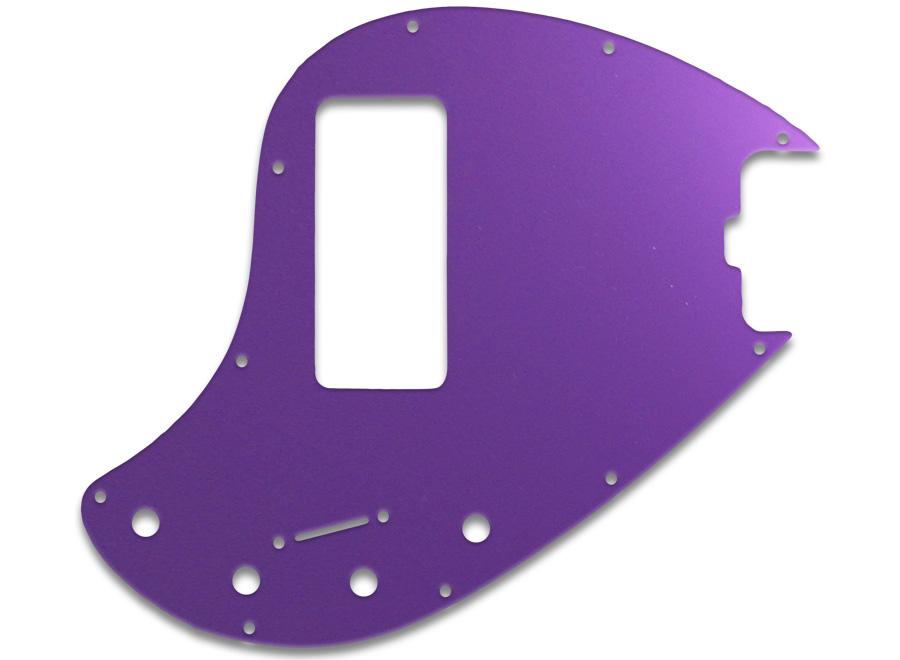 wd music products musicman stingray bass 5 string purple mirror. Black Bedroom Furniture Sets. Home Design Ideas