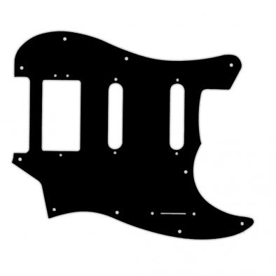 WD Custom Pickguard For Fender 2019 Alternate Reality Sixty-Six