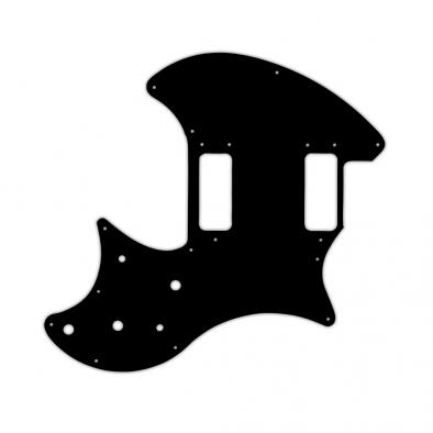 WD Custom Pickguard For Ovation Breadwinner