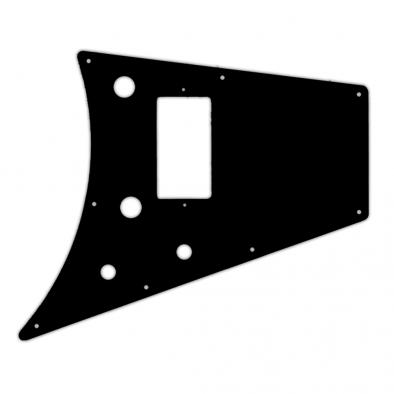 WD Custom Pickguard For Gibson 2011 Flying V Melody Maker