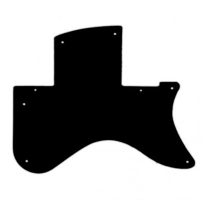 WD Custom Pickguard For Harmony 2020 Rebel