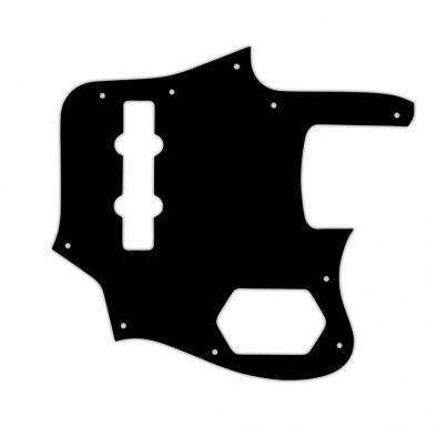 WD® Custom Pickguard For Fender® 2006-2010 or 2011-Present Crafted In Japan Jaguar Bass®