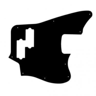 WD® Custom Pickguard For Fender® 2018 Player Series Jaguar Bass®
