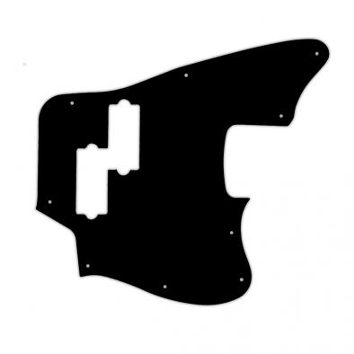 WD® Custom Pickguard For Fender® Modern Player Jaguar Bass® Or Made In Mexico Player Series Jaguar Bass®