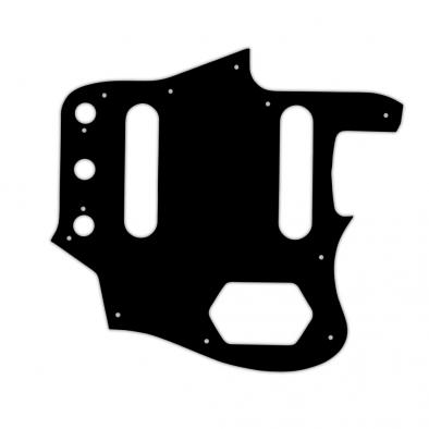 WD Custom Pickguard For Fender Johnny Marr Signature Series Jaguar