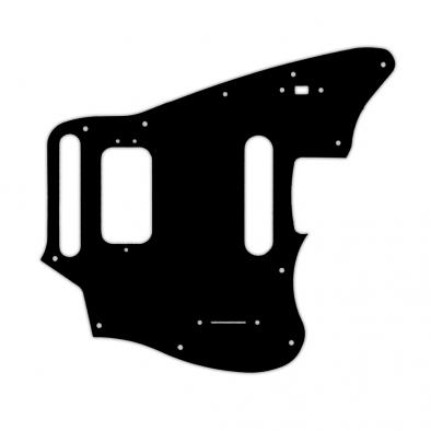 WD® Custom Pickguard For Fender® 2018-Present Made In Mexico Player Series Jaguar®