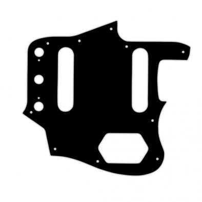 WD® Custom Pickguard For Fender® USA 1962-1975 Or 1996-1997 Made In Japan Reissue Jaguar®