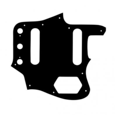 WD® Custom Pickguard For Fender® American Vintage 1962 Reissue Jaguar®