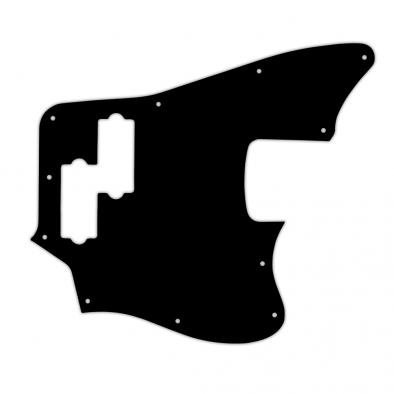 WD® Custom Pickguard For Squier® By Fender® Vintage Modified Jaguar Bass®