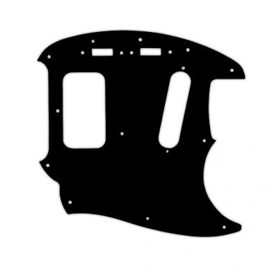 WD® Custom Pickguard For Fender® Kurt Cobain Mustang®